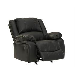 CALDERWELL BLACK POWER RECLINER 7710198 Image